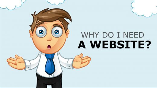 Importance of Website to business