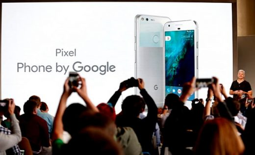 Google launches New Pixel Smartphone